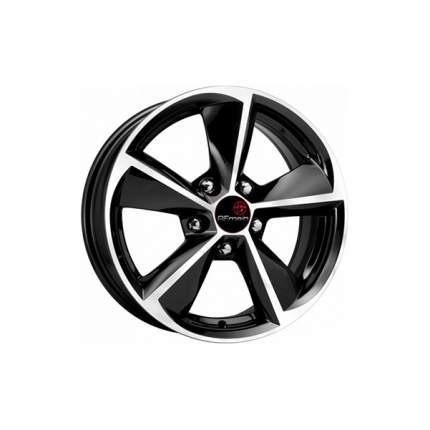 Remain  Honda Civic (R160)  6,5\R16 5*114,3 ET45  d64,1  Алмаз-черный  16004AR