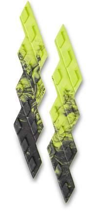Наклейка на сноуборд Dakine Gromps, black/citron