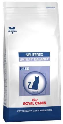 Сухой корм для кошек ROYAL CANIN Neutered Satiety Balance, для стерилизованных, 8кг