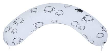Подушка для беременных AmaroBaby 170х25 (Овечки)