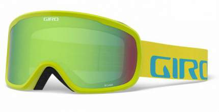 Горнолыжная маска Giro Roam 2020 Citron/Iceberg Apex/Loden Green/Yellow