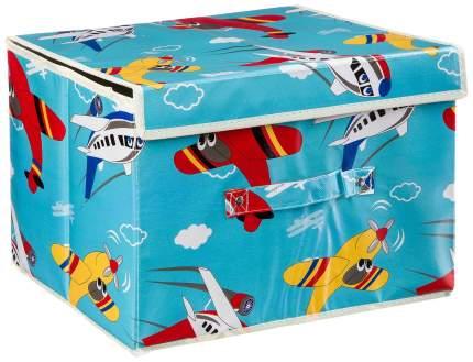 """Ящик для хранения игрушек """"Самолёты"""""""