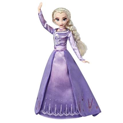 Кукла Hasbro Disney Princess Холодное Сердце 2 Эльза Делюкс