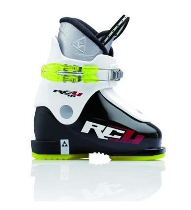 Горнолыжные ботинки Fischer RC4 Jr 10 2015, black/orange, 16.5