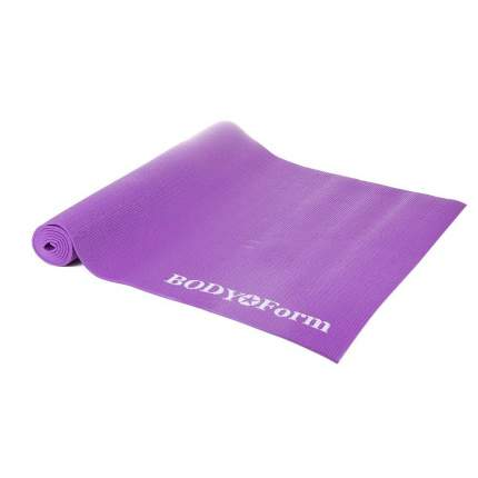 Коврик гимнастический Body Form BF-YM01 173*61*0,3 см (фиолетовый)