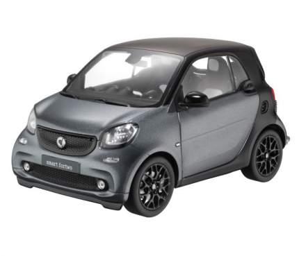 Модель Smart Fortwo Coupé Passion C453 B66960281  Scale 1:18 Grey-Black
