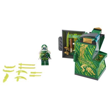 Конструктор LEGO NINJAGO 71716 Игровой автомат Ллойда