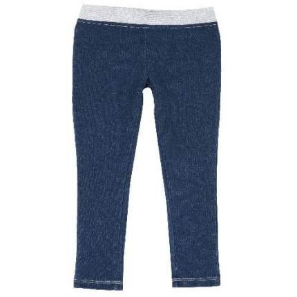 Джинсы Chicco для девочек на резинке р.98 цв.синий