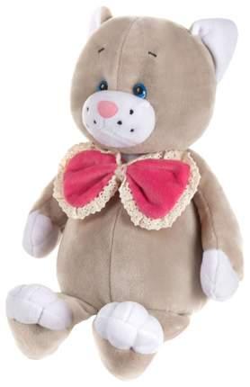 Мягкая игрушка «Романтичный Котик» с розовым бантиком, 20 см Maxitoys