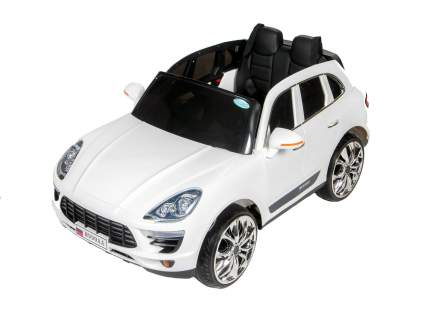 Детский электромобиль Barty М999АА (Porsche Macan), Белый