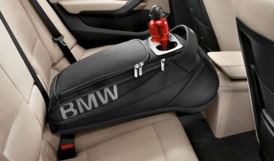 Сумка-подлокотник BMW Rear Car Seat Storage Travel Bag Black