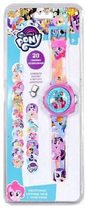 "Часы наручные электронные ""My Little Pony"" с проектором"