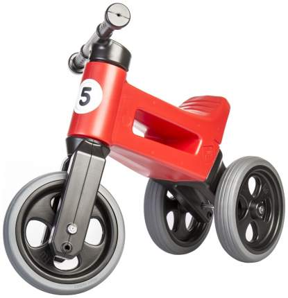 "Беговел ""Funny Wheels Rider Sport"" (цвет: красный)"