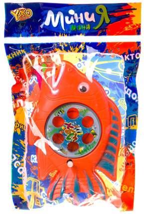 Набор игровой рыбалка Yako Toys с 2 удочками рыбка серия МиниМаниЯ арт.M7626.