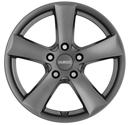 Диск Dezent, TX graphite 6.5x16/5x114.3ET42.5 67.1