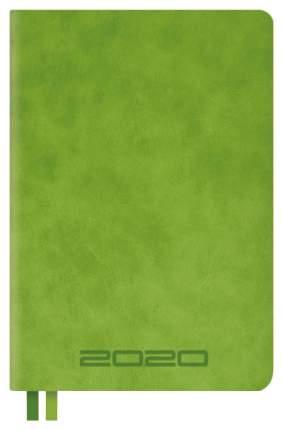 Ежедневник датированный на 2020 год Феникс+ «Баффало» Салатовый