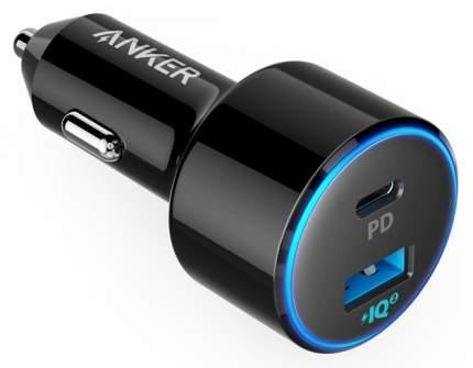 Автомобильная зарядка Anker PowerDrive 2 PD/PIQ A2229H12 (Black)