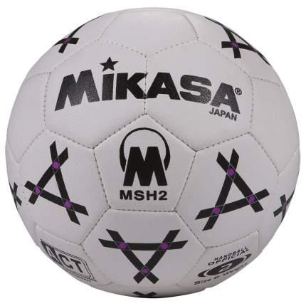 Мяч гандбольный Mikasa MSH, 2, белый