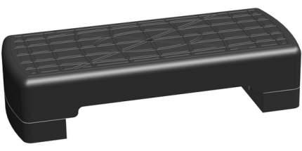Степ-платформа Leco 2 уровня черная