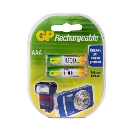 Аккумуляторная батарея GP Batteries GP 100AAAHC-2DECRC2 2 шт