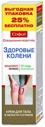 Крем  для тела Софья 17 лекарственных трав и бишофит 125 мл
