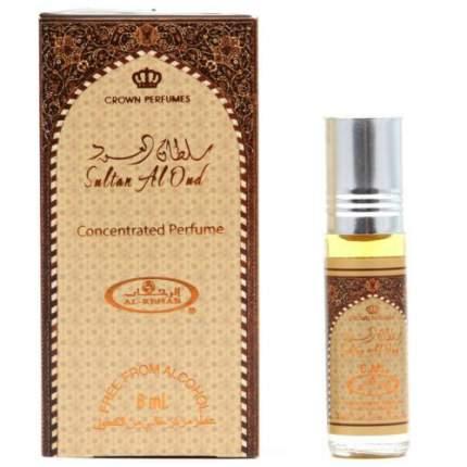 Парфюмерное масло Al Rehab Sultan Al Oud 6 мл