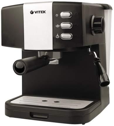Рожковая кофеварка Vitek VT-1523 Black