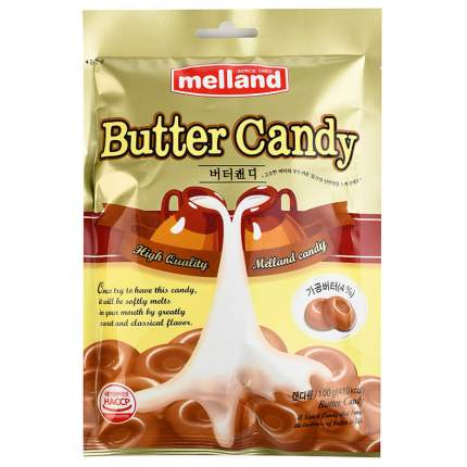 Карамель Butter candy