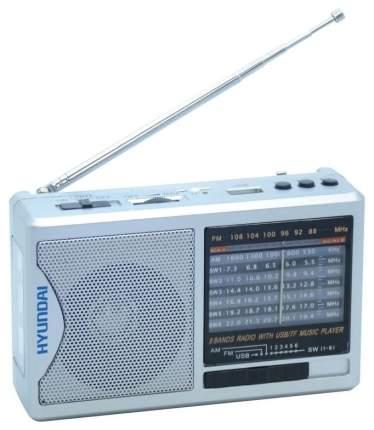 Радиоприемник Hyundai H-PSR160 Cеребристый