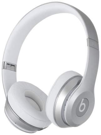 Беспроводные наушники Beats Solo3 Wireless On-Ear Headphones Silver