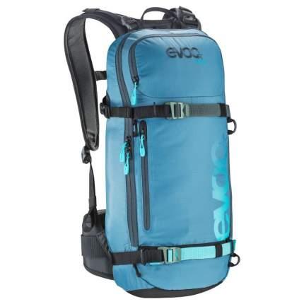 Рюкзак для лыж и сноуборда EVOC FR Day M/L, copen blue, 16 л
