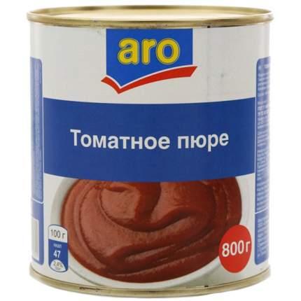 Пюре Aro томатное 800 г