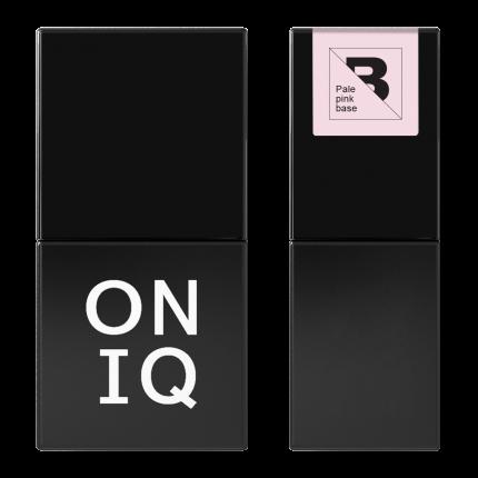 Базовое покрытие Oniq Pale pink base 10 мл