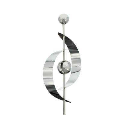 Декоративный штекер садовый 'Зеркальный блеск' (05738)