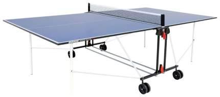 Теннисный стол Donic Indoor Roller синий, с сеткой