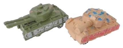 Машина военная Junfa Toys Танк инерционный 2 вида 288Апц