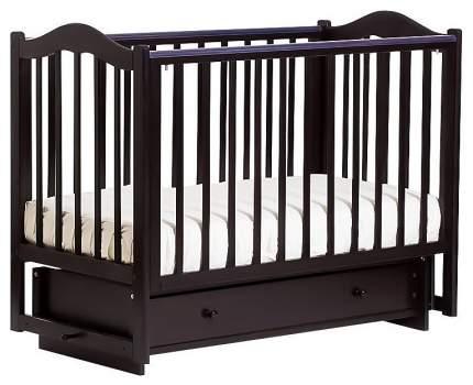 Детская кровать Лель Кубаночка-1 БИ 37 Венге