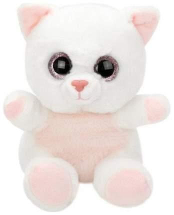 Мягкая игрушка Fluffy Family Крошка Котенок белый 15 см 681506