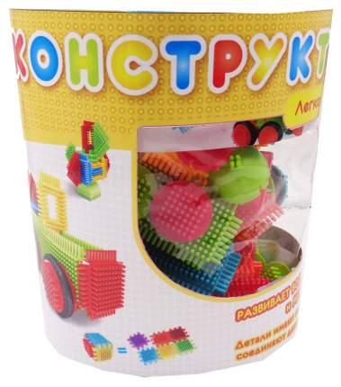 Конструктор пластиковый ABtoys Кид Блок со щетинками PT-00785