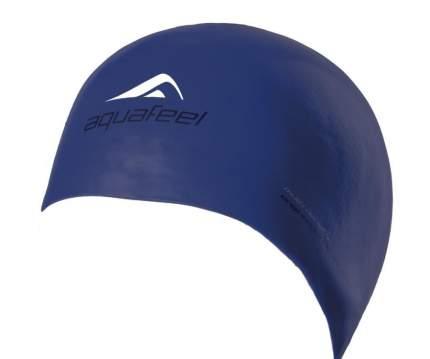 Шапочка для плавания Fashy Aquafeel Silicone Swim Cap 54 dark blue