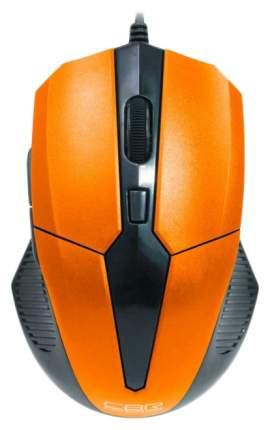 Игровая мышь CBR CM 301 Orange/Black