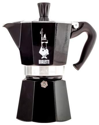 Кофеварка гейзерная Bialetti MokaExpressNera 4953Bl Черный, серебристый