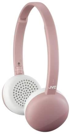 Беспроводные наушники JVC HA-S20BT Pink