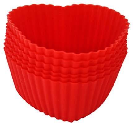 Набор форм для выпечки Kamille 7709 Красный