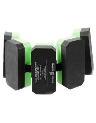 Пояс для обучения плаванию MadWave Swimming Belt For Training M0825 55 0 00W черный