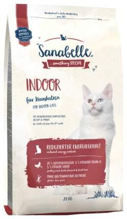 Сухой корм для кошек Bosch Sanabelle Indoor, для домашних, фазан, 2кг