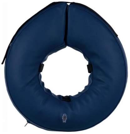 Воротник для домашнего питомца TRIXIE для собак надувной XS синий
