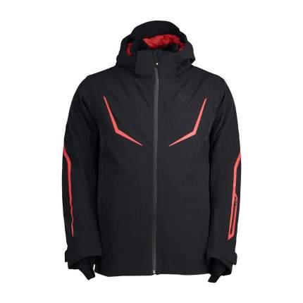 Спортивная куртка мужская Dainese HP2 M2, stretch limo/high risk red, M
