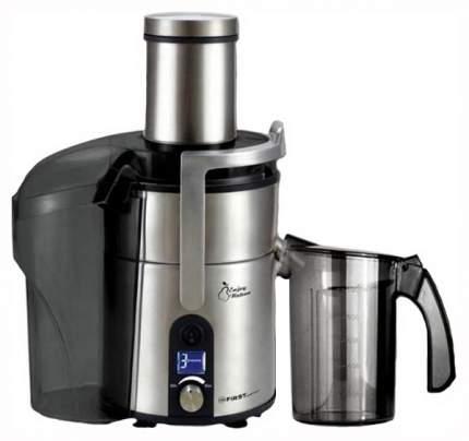 Соковыжималка центробежная First FA-5206-3 silver/black
