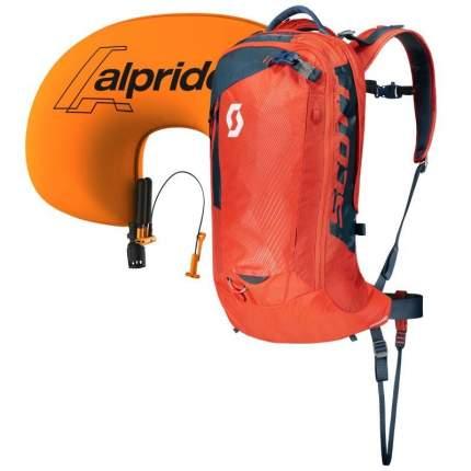 Лавинный рюкзак Scott Pro Ap Kit темно-оранжевый, 20 л